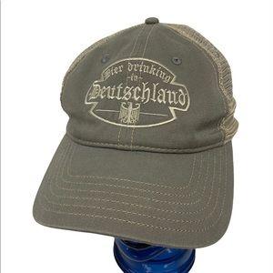 Disney Parks EPCOT Germany Showcase Oktoberfest Bier Drinking Deutschland Hat
